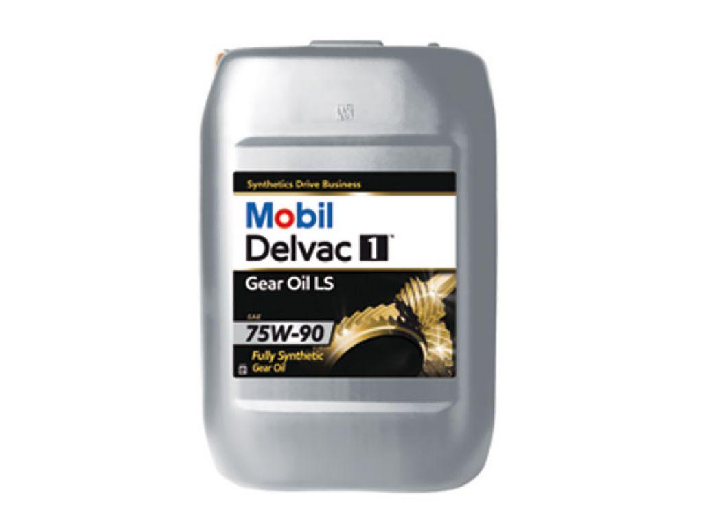 Mobil Delvac 75W90